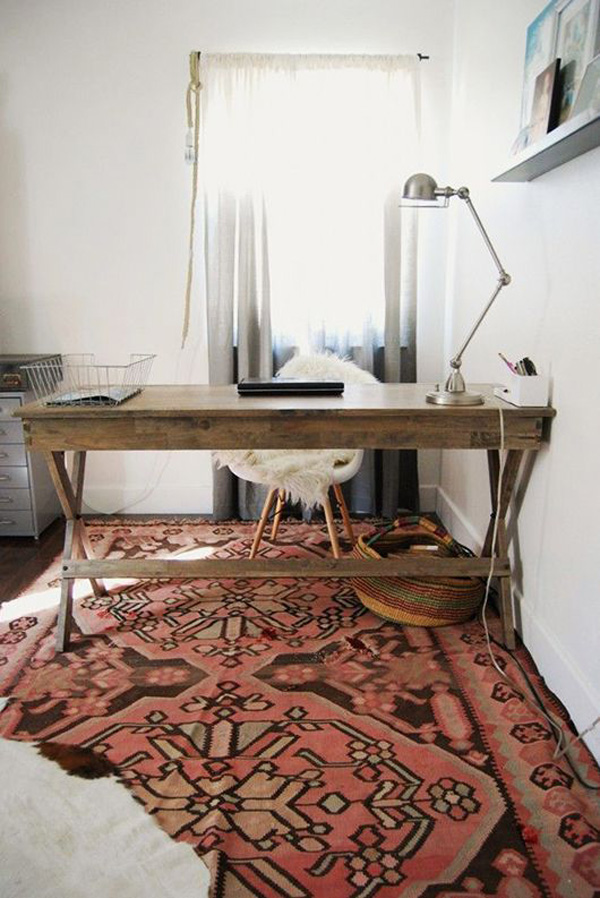 STYLING TIPS Layering Rugs, 4 Ways