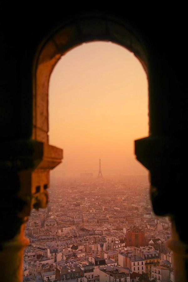 Basilica Sacre Coeur, The Wandering Lens
