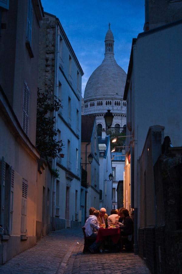 Montmartre, Bartek Rozanski