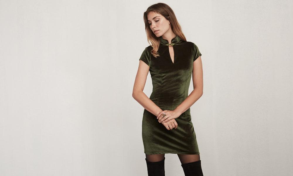 Sonya Dress in Daintree