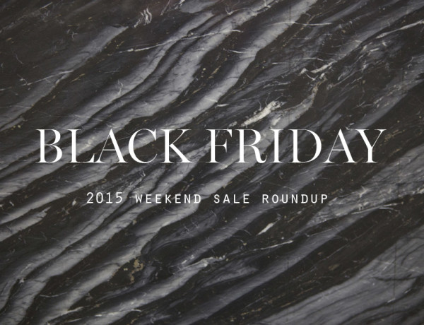black friday 2015 weekend sale roundup