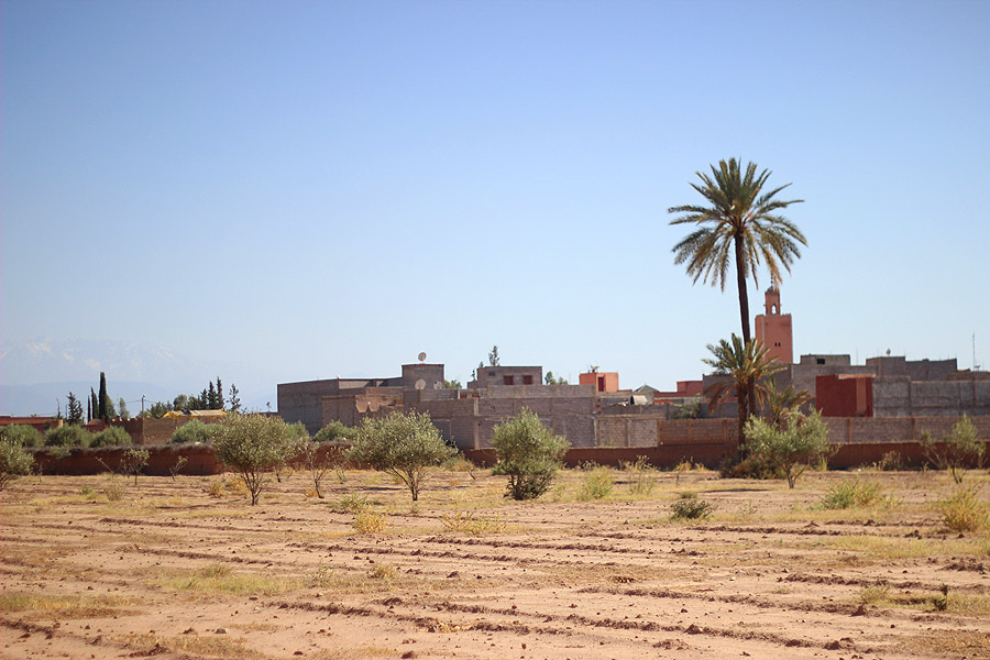 Morocco Marrakech Project Soar neighboring village