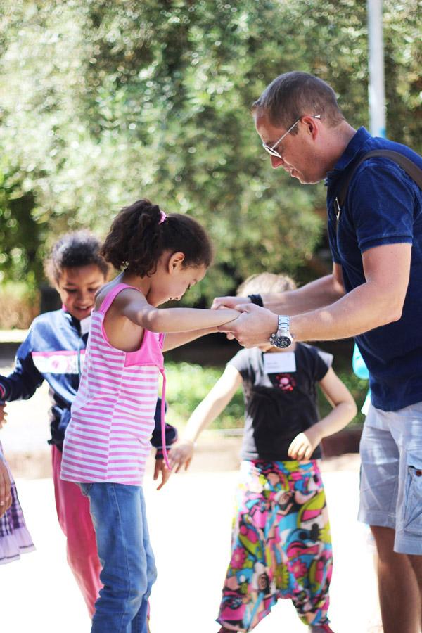 Morocco Marrakech Project Soar volunteer Per Sjodell