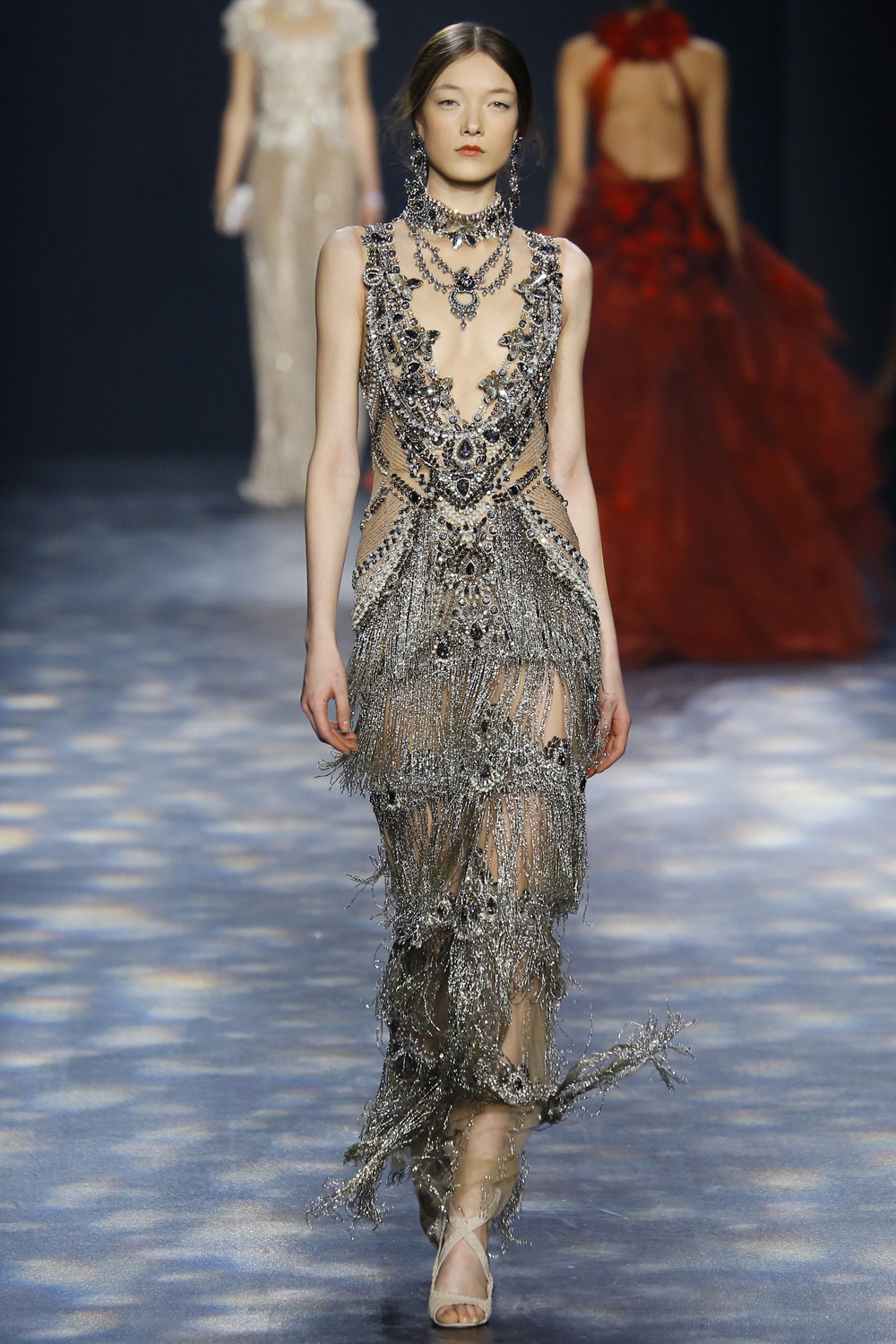 Masterpiece Theatrics Marchesa Fall 2016 Erika Brechtel