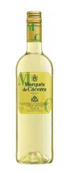 Napa Valley Insider white wine picks under 6 USD Marques de Caceras Rueda Verdejo