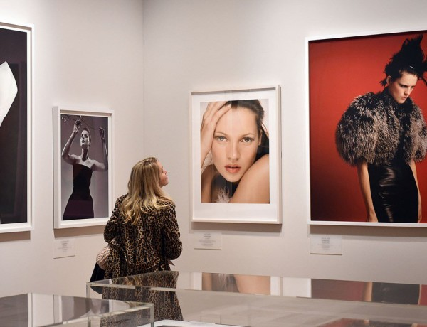 Vogue 100 at the National Portrait Gallery London