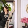 COZY ELEGANCE Marisa Tomei's NYC Apt.