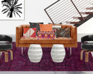 Citrus Studios Mavens TV loft office decor styled by Erika Brechtel feat