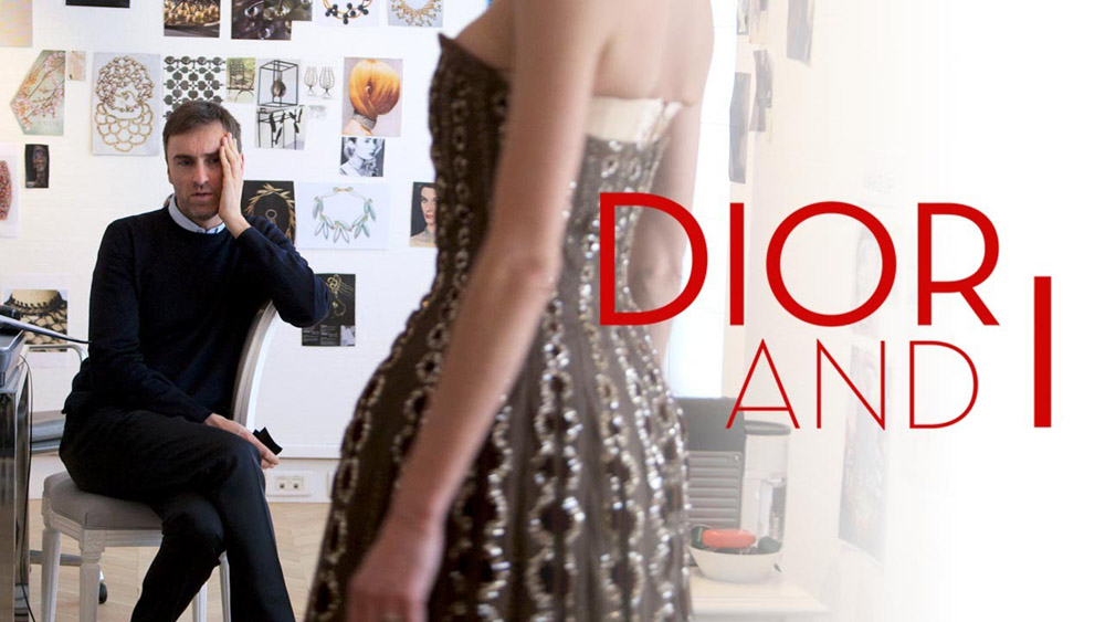 art design film Dior and I Raf Simons