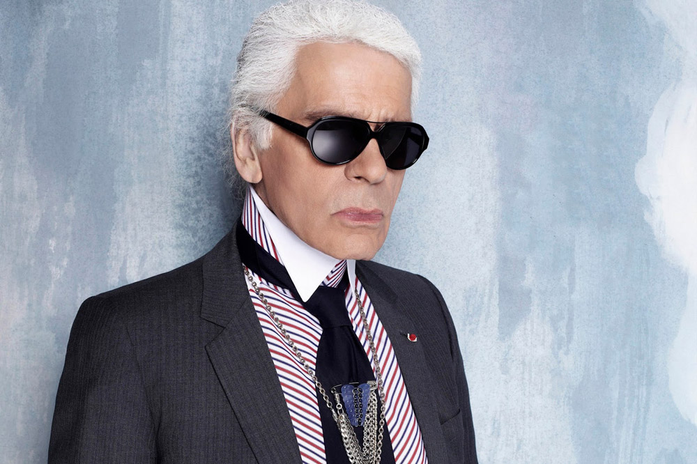art design film Karl Lagerfeld An Intimate Portrait