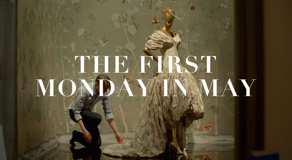 art design film The First Monday in May Met Gala