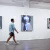 """NEON ART Javier Martin's """"Blindness"""""""