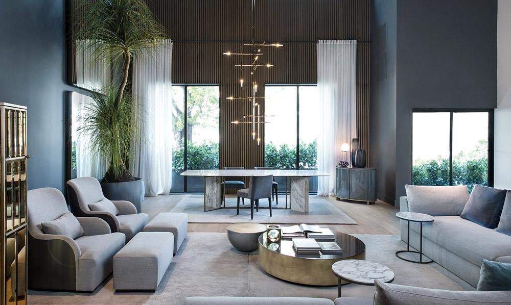 Meridiani Italian Furniture Miami, Italian Furniture Miami