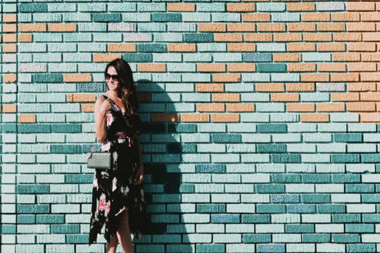 summer trend fun flirty floral dresses Erika Brechtel Luxe Link Santa Monica