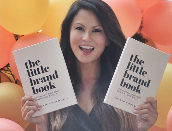 The Little Brand Book Erika Brechtel author 1