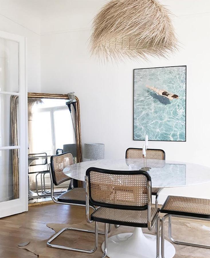 Strange Get The Look Breuer Cane Chair Dining Room Erika Brechtel Pdpeps Interior Chair Design Pdpepsorg