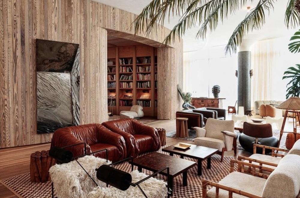 SANTA MONICA Proper Hotel by Kelly Wearstler - Erika Brechtel
